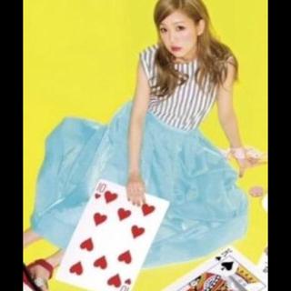 ハニーミーハニー(Honey mi Honey)の激レア西野カナちゃん着用スカート(ロングスカート)
