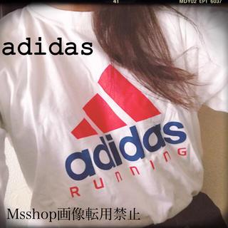 アディダス(adidas)のadidas ロングTシャツ(Tシャツ(長袖/七分))