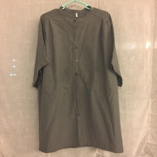 ケービーエフ(KBF)のKBF ビッグサイズシャツ(Tシャツ/カットソー(半袖/袖なし))