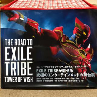 エグザイル トライブ(EXILE TRIBE)のTHE ROAD TO EXILE TRIBE TOWER OF WISH(アート/エンタメ)