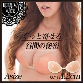 Asize 1.2cm《極み盛》シリコンブラ【送料込】水着用nubra(ヌーブラ)