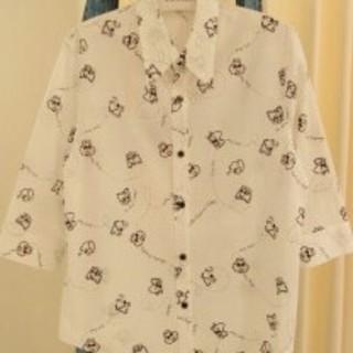 ミルクボーイ(MILKBOY)のミルクボーイ ゾウ柄 七分シャツ(Tシャツ(長袖/七分))