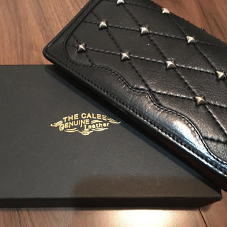 キャリー(CALEE)のcalee 財布(長財布)