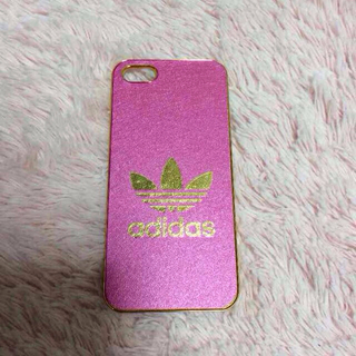 アディダス(adidas)のiPhone5.5s ケース カバー(その他)