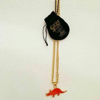 ギザ(GIZA)のGIZA 恐竜ネックレス(ネックレス)