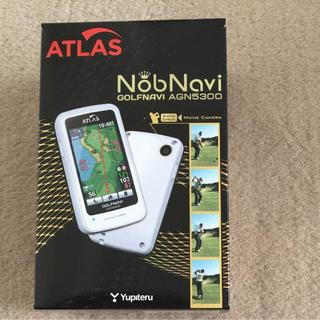 ユピテル(Yupiteru)のユピテル アトラス AGN5300 GPSゴルフナビ - ホワイト(その他)