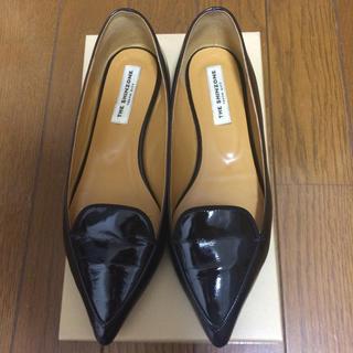 シンゾーン(Shinzone)のshinzone ポインテッドパンプス(ローファー/革靴)
