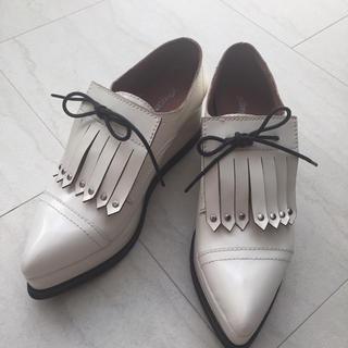 ジェフリーキャンベル(JEFFREY CAMPBELL)のJEFFREY CAMPBELLオジ靴(ローファー/革靴)