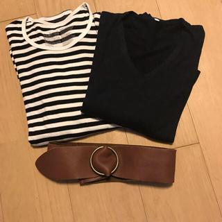 ムジルシリョウヒン(MUJI (無印良品))の無印セット(Tシャツ(半袖/袖なし))