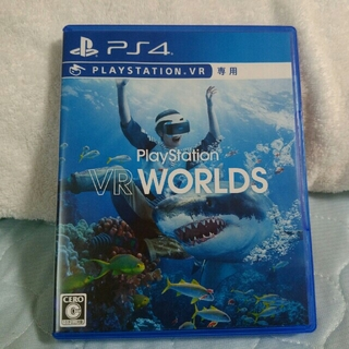 プレイステーションヴィーアール(PlayStation VR)のペンタ様専用PlayStation VRWORLD PS4VR専用ソフト(家庭用ゲームソフト)