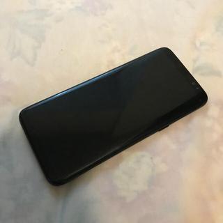 サムスン(SAMSUNG)のギャラクシーS8(スマートフォン本体)