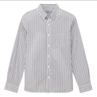ムジルシリョウヒン(MUJI (無印良品))のオーガニックコットン ボタンダウンシャツ(シャツ)