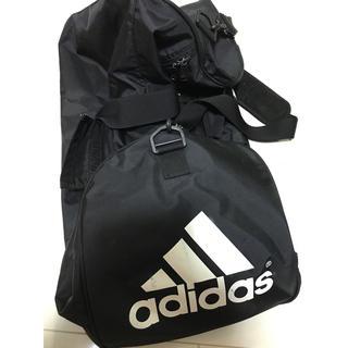 アディダス(adidas)のアディダス 旅行用バッグ(トラベルバッグ/スーツケース)