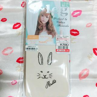 シマムラ(しまむら)の新品♡ S♡leg ストッキング(タイツ/ストッキング)