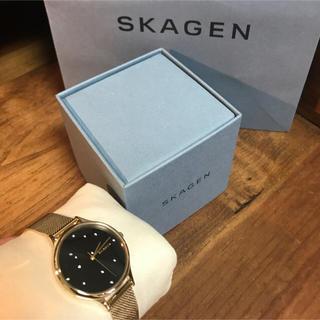 スカーゲン(SKAGEN)の SKAGEN(スカーゲン) 新品未使用 レディース腕時計 正規品(腕時計)