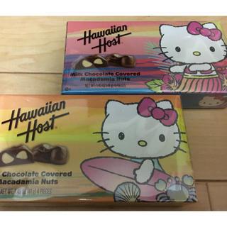 ハローキティ(ハローキティ)のハワイアンホーストキティコラボ(菓子/デザート)