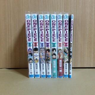 美品 ワンピース単行本 56巻~62巻+777巻(少年漫画)