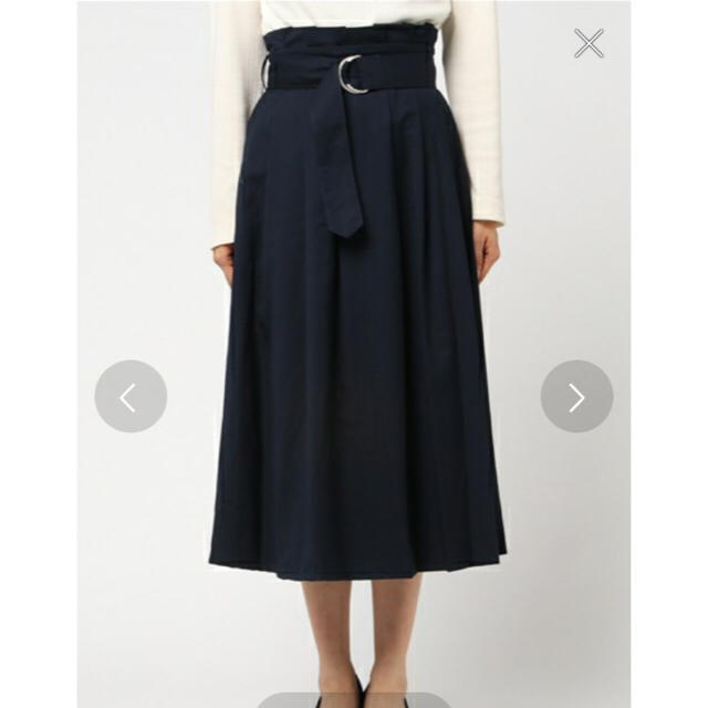 Techichi(テチチ)のテチチ 今期 サッシュ付きスカート レディースのスカート(ロングスカート)の商品写真