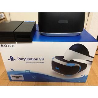 プレイステーションヴィーアール(PlayStation VR)のPlayStation VR PlayStation Camera同梱版 (家庭用ゲーム機本体)