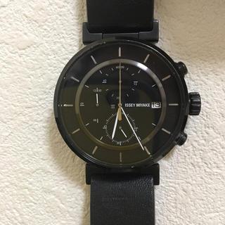 イッセイミヤケ(ISSEY MIYAKE)のイッセイミヤケ 時計 W(腕時計)