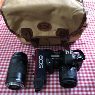 キヤノン(Canon)の🚘レアCanon  EOS  kissフィルムカメラ🚘(フィルムカメラ)