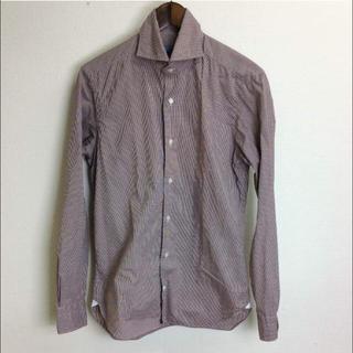 バルバ(BARBA)のBARBA DANDYLIFE カッターシャツ(シャツ)