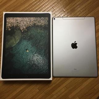 アイパッド(iPad)の第2世代 iPad Pro 12.9 256GB Wi-Fi+Cellular(タブレット)