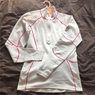 マムート(Mammut)のマムートのジップアップシャツ アジアM(登山用品)