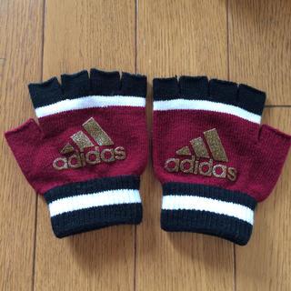 アディダス(adidas)のキッズ手袋(手袋)