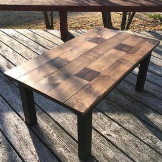 アンティーク カフェテーブル(ローテーブル)