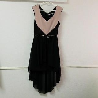 リナシメント(RINASCIMENTO)のリナシメント ショートインドレス XS 黒(ナイトドレス)