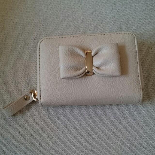 しまむら(シマムラ)のしまむら♡リボンカードケース レディースのファッション小物(名刺入れ/定期入れ)の商品写真