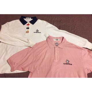 マンシングウェア(Munsingwear)のポロシャツ 2枚セットで(ポロシャツ)