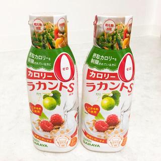 サラヤ(SARAYA)の【調味料】ラカントS★液状 280g ×2本 (調味料)