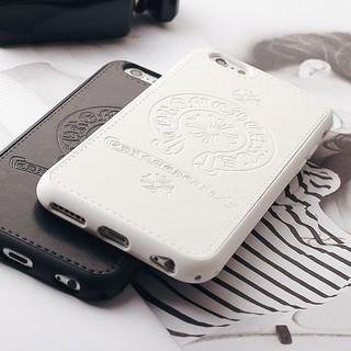 クロムハーツ(Chrome Hearts)の【ホワイト】iPhone7 plus スマホケース クロムハーツタイプ 5.5イ(iPhoneケース)