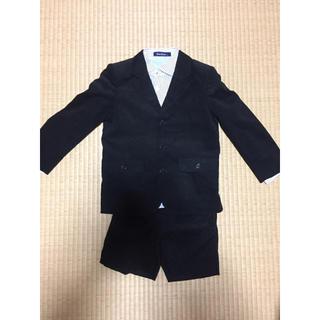 aa8bdc44e99b4 ファミリア(familiar)のファミリア スーツ三点セット☆120(ドレス フォーマル