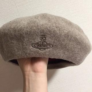 ヴィヴィアンウエストウッド(Vivienne Westwood)のVivienne westwoobベレー帽(ニット帽/ビーニー)