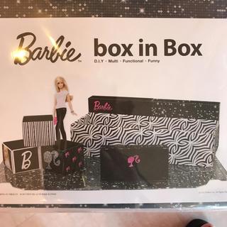 バービー(Barbie)の♡バービーコスメボックス♡(その他)