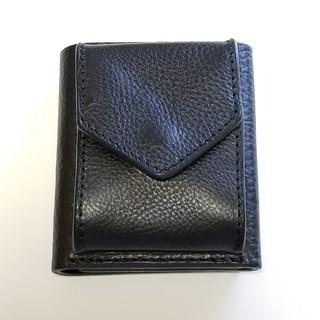 エンダースキーマ(Hender Scheme)の新品未使用 送料込 Hender Scheme エンダースキーマ 財布 黒(折り財布)