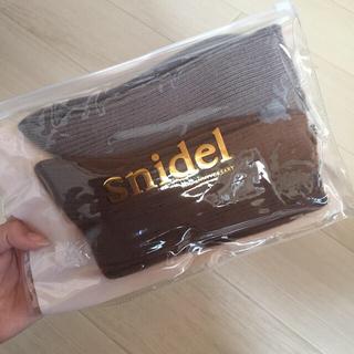 スナイデル(snidel)のSnidel ソックスセット(ソックス)