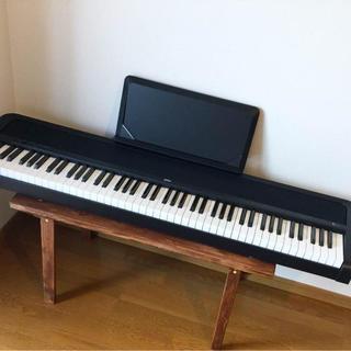 コルグ(KORG)のほぼ新品 KORG / B1 BK ブラック /【コルグ】【電子ピアノ】 (電子ピアノ)