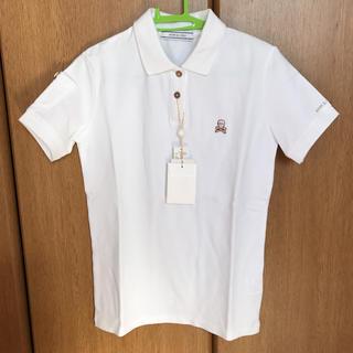 マークアンドロナ(MARK&LONA)のマークアンドロナ 半袖ポロシャツ 新品未使用(ウエア)