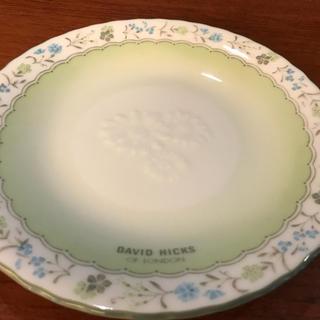 デビッドヒックス(David Hicks)の最終お値下げDavid Hicksケーキ皿5枚組(食器)