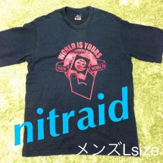 ナイトロウ(ナイトレイド)(nitrow(nitraid))のナイトレイド(Tシャツ/カットソー(半袖/袖なし))