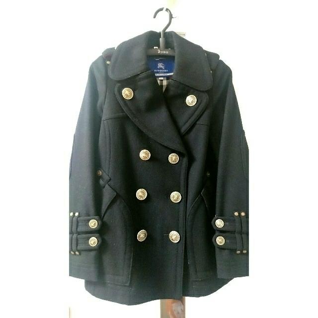 BURBERRY(バーバリー)の*本日限定sale*ブルーレーベル コート レディースのジャケット/アウター(ピーコート)の商品写真