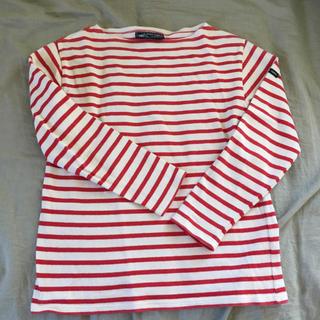 セントジェームス(SAINT JAMES)のセントジェームス バスクシャツ(カットソー(長袖/七分))