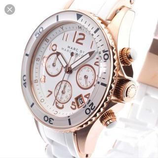 マークバイマークジェイコブス(MARC BY MARC JACOBS)のMARC BY MARCJACOBS⌚可愛い腕時計(腕時計)