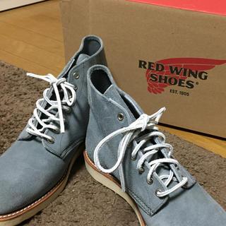 レッドウィング(REDWING)のほとんど未使用!RED WING ブーツ!!!(ブーツ)