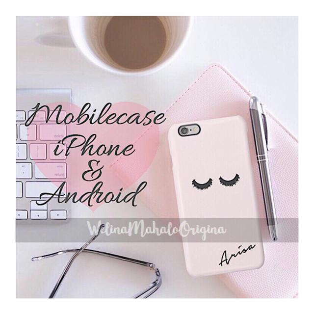 グッチ iphone7plus ケース シリコン 、 名入り♡NudiePinkシリーズ❷スマホケース♡iPhone以外も対応機種多数の通販 by welina mahalo|ラクマ