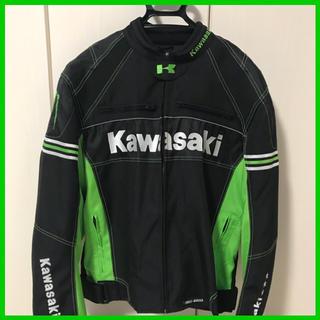 カワサキ(カワサキ)のkawasaki カワサキバイクジャケット★Monster Energy(装備/装具)